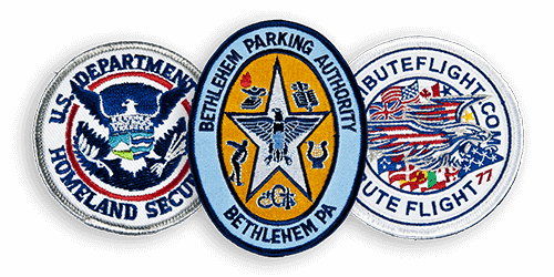 Civil Service Patches