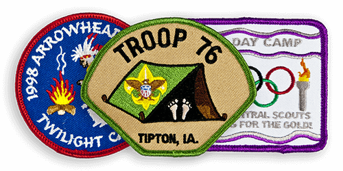 Scouting Patches