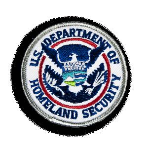 US Dept. Of Homeland Security
