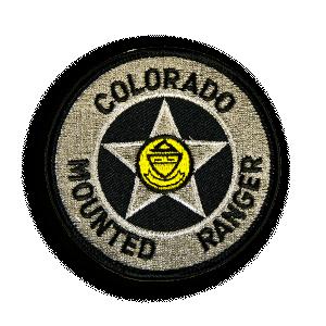 Colorado Mounted Ranger